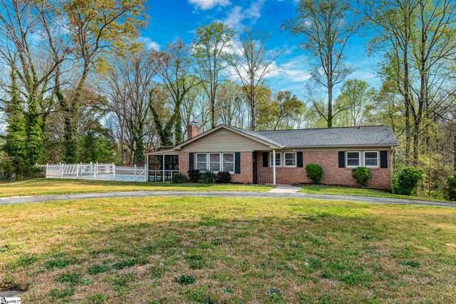 100 Bellview Drive, Taylors, SC 29687 (#1441550) :: Modern