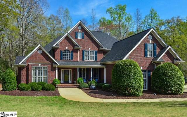 361 Hidden Creek Circle, Spartanburg, SC 29306 (#1441597) :: Dabney & Partners