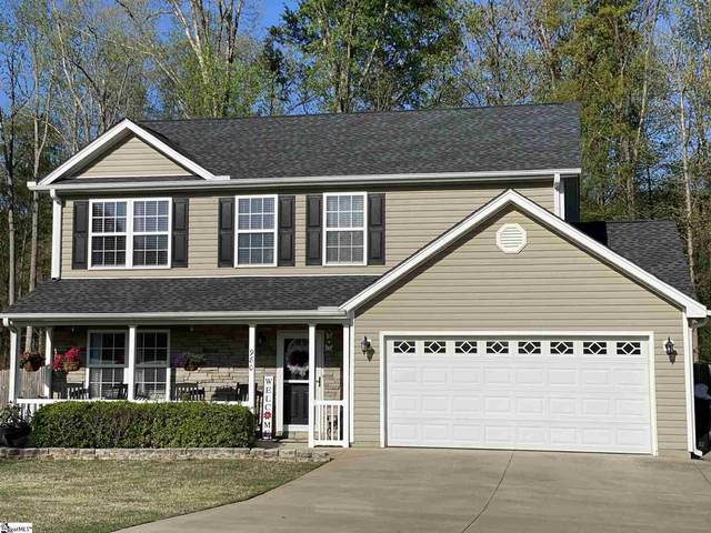 980 Echo Ridge Drive, Duncan, SC 29334 (#1441602) :: Hamilton & Co. of Keller Williams Greenville Upstate