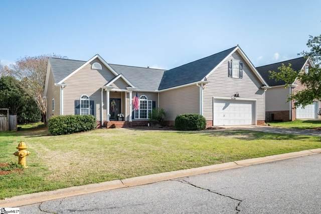 6 Ladybird Court, Simpsonville, SC 29680 (#1441605) :: Green Arc Properties