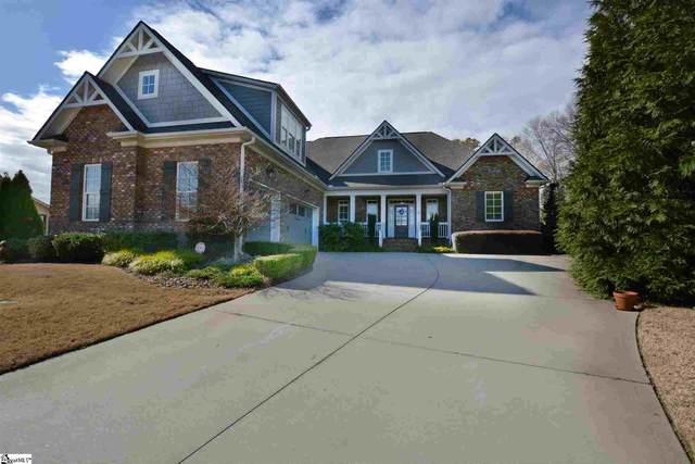 14 Drystack Way, Simpsonville, SC 29681 (#1441610) :: Dabney & Partners