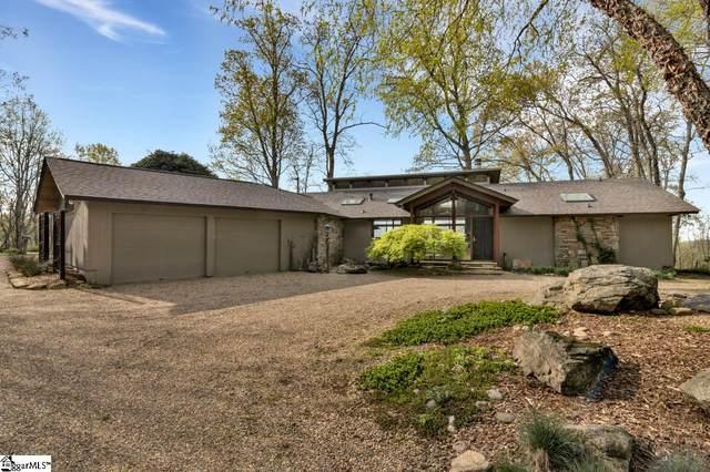 100 High Rock Ridge Drive, Landrum, SC 29356 (#1441664) :: Modern