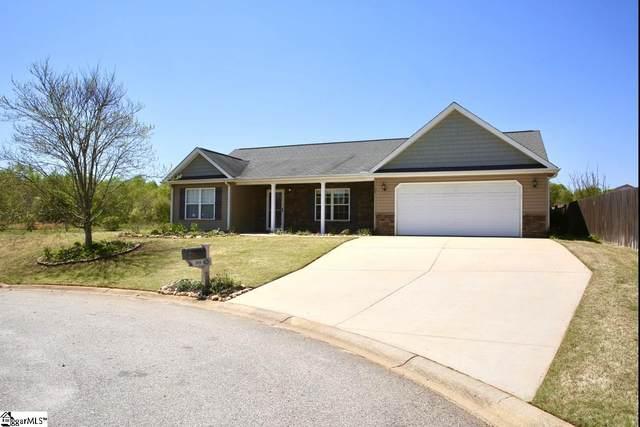 108 Lost Creek Court, Simpsonville, SC 29681 (#1441689) :: Dabney & Partners