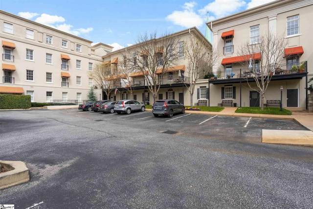 100 W Court Street Unit 2D, Greenville, SC 29601 (#1441691) :: Expert Real Estate Team