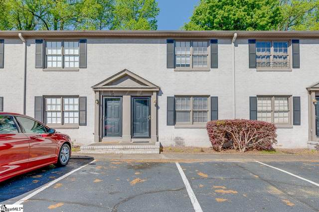 5003 Edwards Road Unit 24, Taylors, SC 29687 (#1441701) :: Expert Real Estate Team
