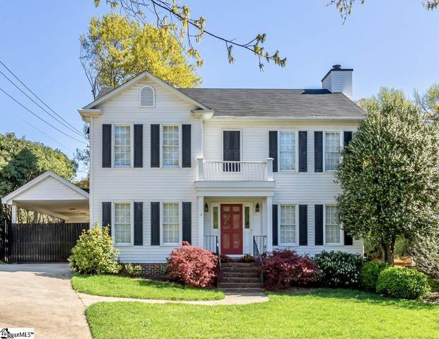 301 Aberdeen Drive, Greenville, SC 29605 (#1441719) :: Parker Group
