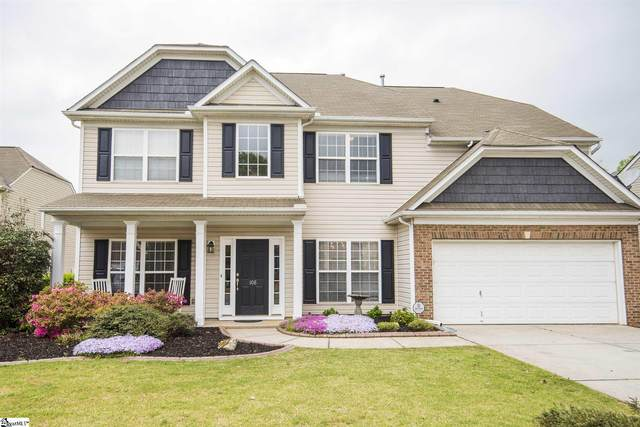 108 Oak Branch Drive, Simpsonville, SC 29681 (#1441743) :: The Robby Brady Team