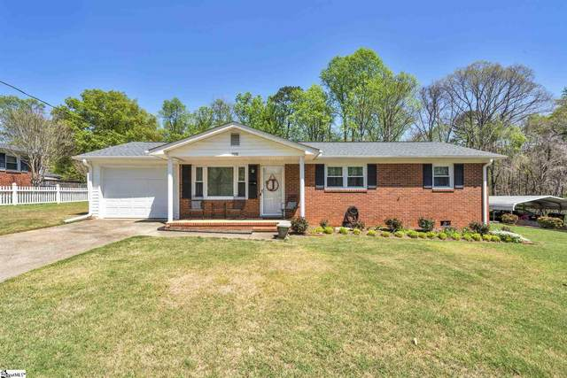 705 Bridge Road, Taylors, SC 29687 (MLS #1441770) :: Prime Realty