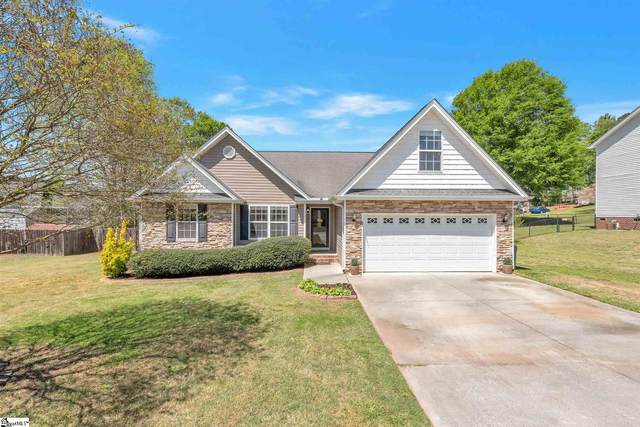 113 Glen Arbor Drive, Anderson, SC 29625 (#1441790) :: Hamilton & Co. of Keller Williams Greenville Upstate