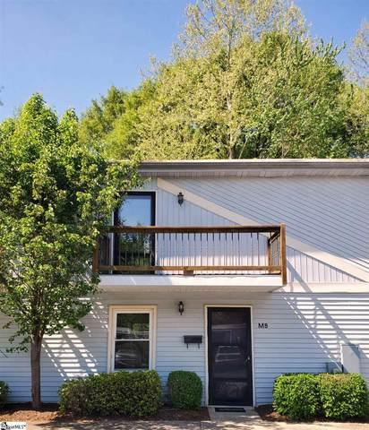 3706 E North Street Unit M8, Greenville, SC 29615 (#1441805) :: The Haro Group of Keller Williams