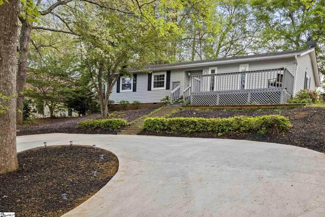 1010 Pine Oak Way, Taylors, SC 29687 (MLS #1441843) :: Prime Realty