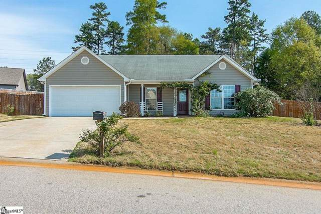 256 Laurel Trace Circle, Piedmont, SC 29673 (#1441852) :: Hamilton & Co. of Keller Williams Greenville Upstate