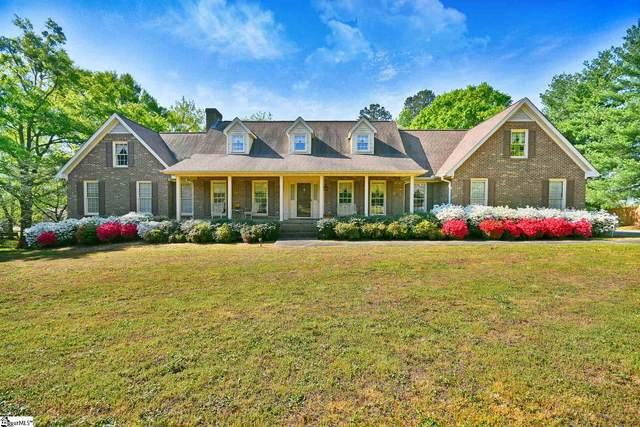 2185 Locust Hill Road, Greer, SC 29651 (MLS #1441866) :: Prime Realty