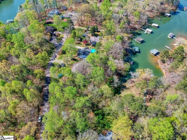 114 E Clearwater Shores Road, Fair Play, SC 29643 (#1441868) :: Parker Group