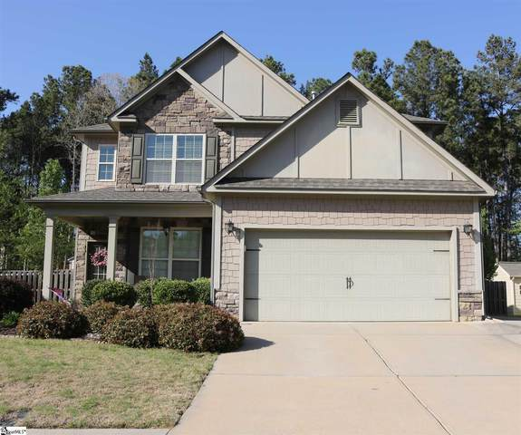 119 Trailwood Drive, Fountain Inn, SC 29644 (#1441870) :: The Robby Brady Team