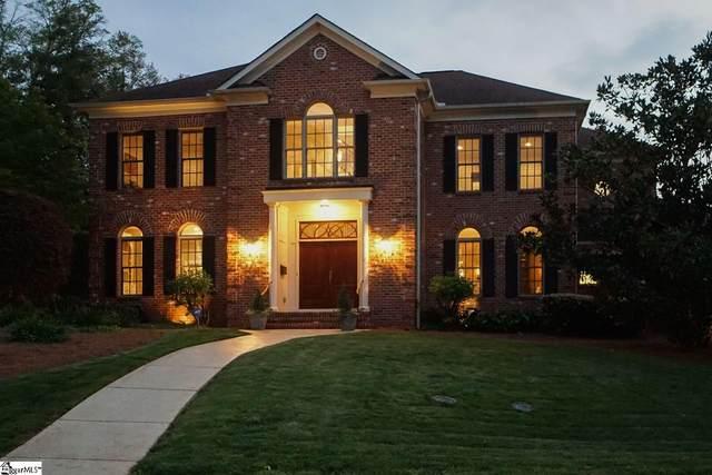 112 Longview Terrace, Greenville, SC 29605 (#1441913) :: J. Michael Manley Team