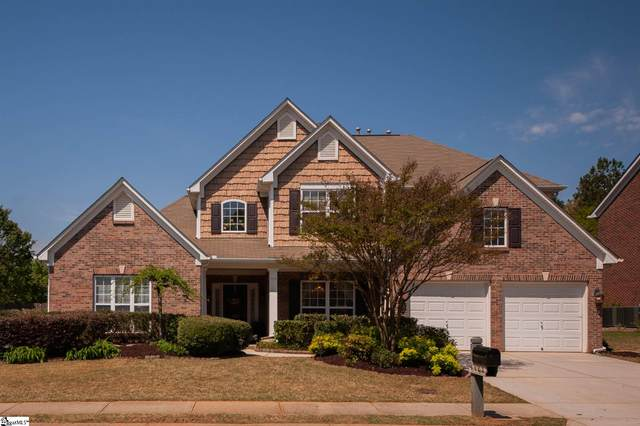 169 Heritage Point Drive, Simpsonville, SC 29681 (#1441915) :: Dabney & Partners