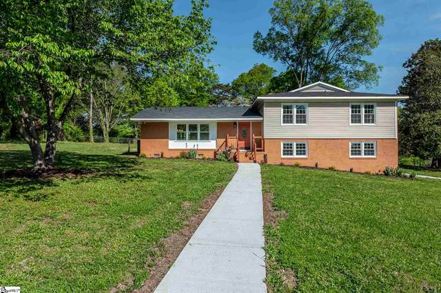 127 Hartsville Drive, Taylors, SC 29687 (MLS #1441925) :: Prime Realty