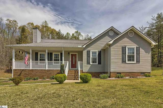 320 Holly Springs School Road, Pickens, SC 29671 (#1441931) :: J. Michael Manley Team