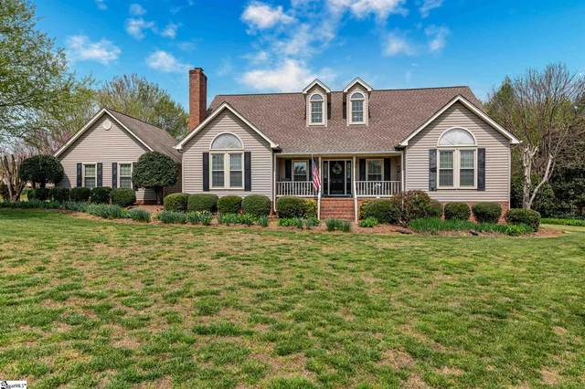 4 Silver Ridge Court, Greer, SC 29651 (MLS #1441934) :: Prime Realty