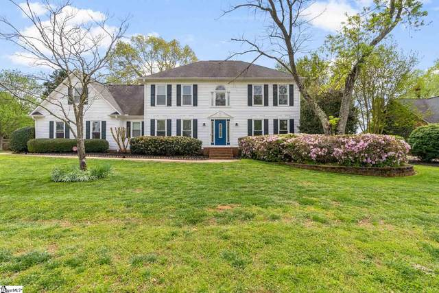 106 Countryside Lane, Simpsonville, SC 29681 (#1441938) :: Coldwell Banker Caine