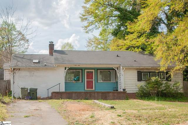 317 S Morrow Street, Greer, SC 29650 (#1441941) :: Modern
