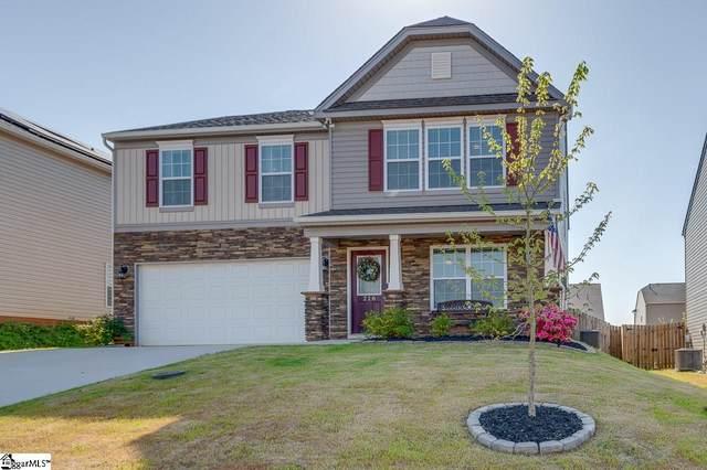 216 Triple Creek Drive, Piedmont, SC 29673 (#1441947) :: Modern