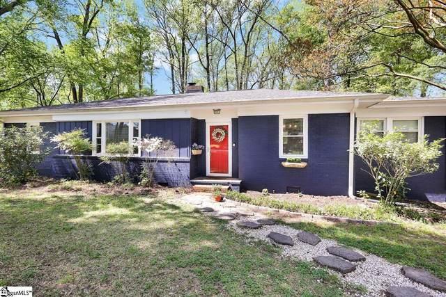 115 Oak Drive, Greer, SC 29650 (#1441953) :: Hamilton & Co. of Keller Williams Greenville Upstate