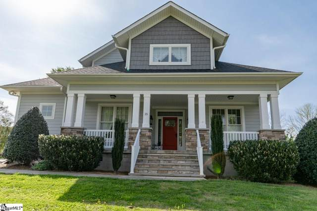 15 Coleman Park Circle, Travelers Rest, SC 29690 (#1441966) :: The Toates Team