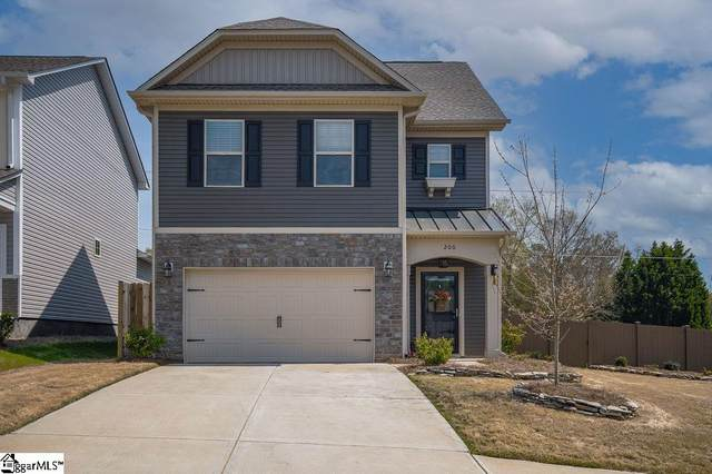 200 Bromley Fold Lane, Simpsonville, SC 29680 (#1441972) :: Parker Group