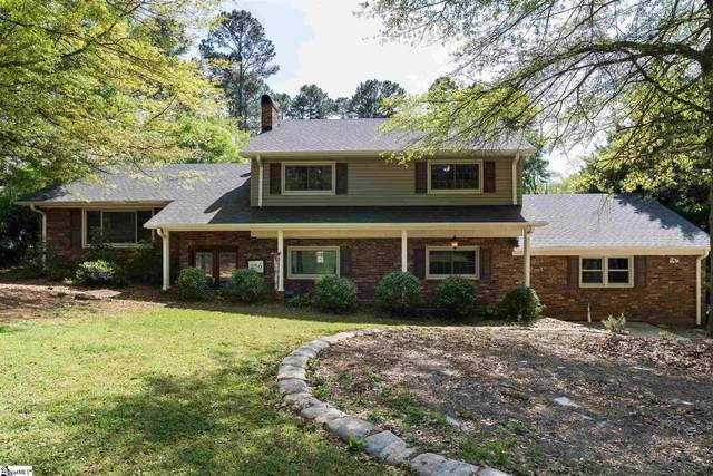 256 Winfield Drive, Spartanburg, SC 29307 (#1441978) :: DeYoung & Company