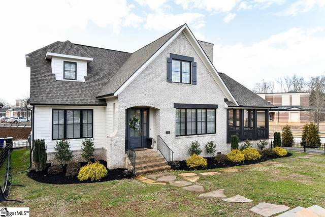 16 Old Augusta Road, Greenville, SC 29605 (#1442007) :: Parker Group