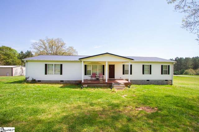 250 Peach Drive, Central, SC 29630 (#1442015) :: The Haro Group of Keller Williams