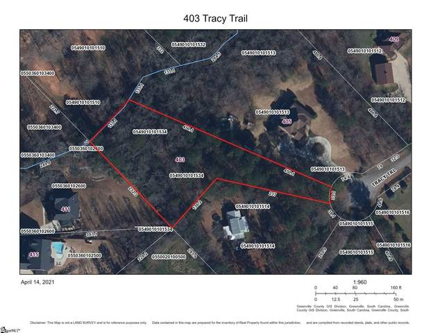 403 Tracy Trail, Greer, SC 29651 (#1442032) :: Coldwell Banker Caine