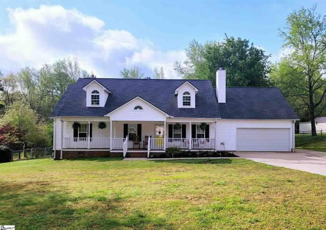 114 Crompton Drive, Pelzer, SC 29669 (#1442036) :: The Toates Team