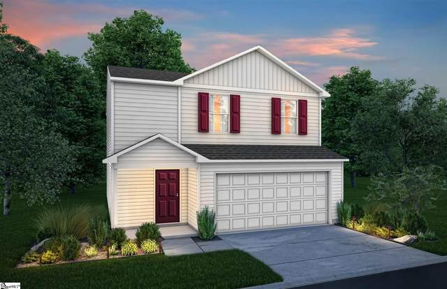 16 Carters Green Drive, Greenville, SC 29605 (MLS #1442047) :: Prime Realty