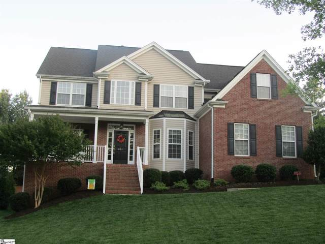 621 Shefwood Drive, Easley, SC 29642 (#1442070) :: Coldwell Banker Caine