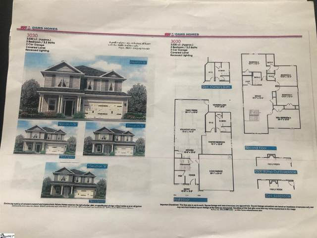 668 Lombard Drive Lot 19 Wt, Boiling Springs, SC 29316 (#1442080) :: DeYoung & Company
