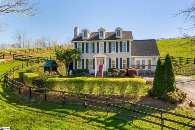 47 Boswell Circle, Travelers Rest, SC 29690 (#1442101) :: Parker Group