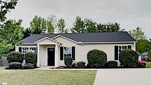 303 Tripmont Court, Simpsonville, SC 29680 (#1442107) :: DeYoung & Company
