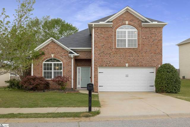 219 Collingwood Lane, Spartanburg, SC 29301 (MLS #1442132) :: Prime Realty