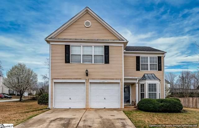 1 Bottesford Court, Simpsonville, SC 29680 (#1442154) :: The Haro Group of Keller Williams