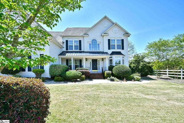 100 Carson's Pond Drive, Simpsonville, SC 29681 (#1442169) :: The Robby Brady Team