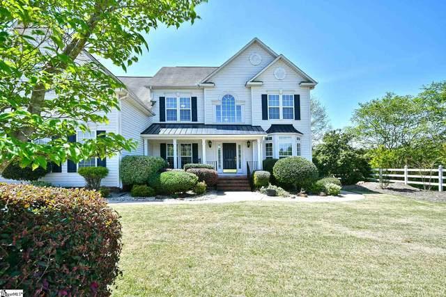 100 Carson's Pond Drive, Simpsonville, SC 29681 (#1442169) :: Hamilton & Co. of Keller Williams Greenville Upstate