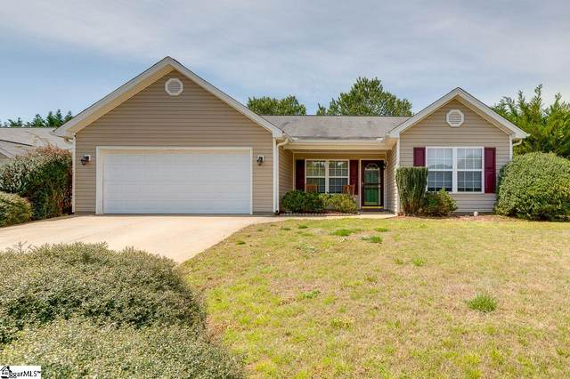 2 Landing Lane, Simpsonville, SC 29681 (#1442190) :: The Haro Group of Keller Williams