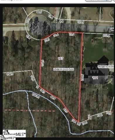 107 Woodland Hills Way, Fountain Inn, SC 29644 (#1442196) :: DeYoung & Company