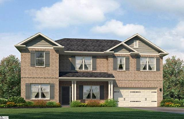 11 Holly Branch Trail Lot 107, Piedmont, SC 29673 (#1442207) :: Modern