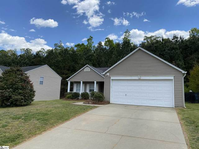 133 Wickersham Way, Easley, SC 29642 (#1442224) :: Modern