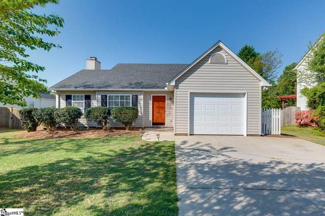 422 Riverside Chase Circle, Greer, SC 29650 (#1442226) :: Modern