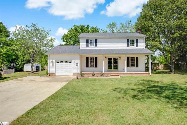 104 Julian Court, Easley, SC 29642 (#1442242) :: Coldwell Banker Caine